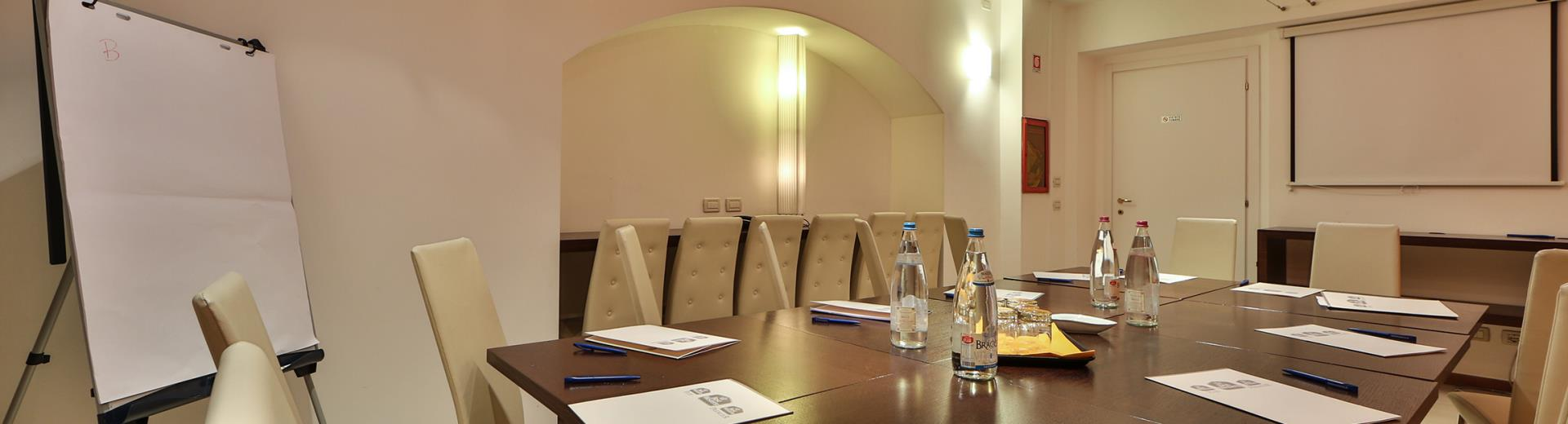 Plan your meeting in Bergamo with Best Western Hotel Piemontese, 4 star hotel in a central location.