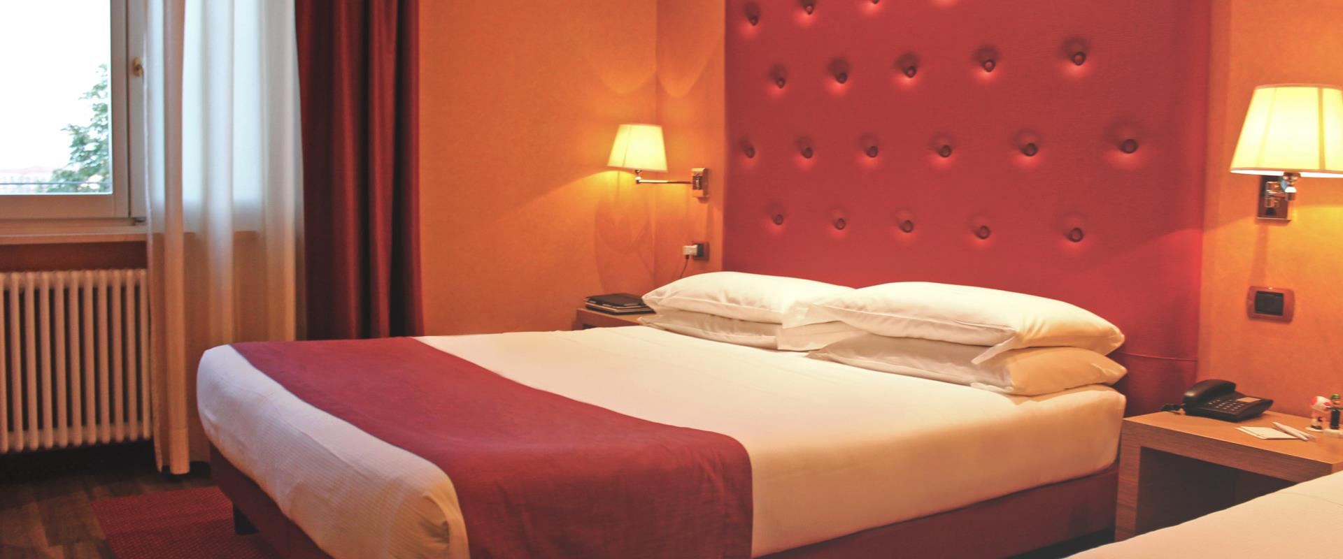 Check out the 4 star amenities at the Best Western Hotel Piemontese Bergamo!
